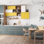 Дизайн однокомнатной квартиры в ЖК Липинка