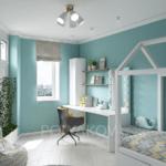 Дизайн детской комнаты в квартире ЖК Глушкова