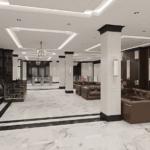 Дизайн апартаментов в ЖК Патриарх Холл