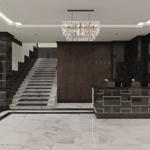 Дизайн интерьера в ЖК Патриарх Холл