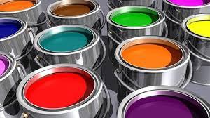 Расчет краски