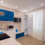Дизайн-проект небольшой кухни в ЖК Лыбидь