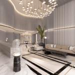 Дизайн-проект интерьера в ЖК Linden Luxury Residences