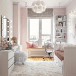 Дизайн интерьера квартиры в пастельных тонах ЖК Richmond