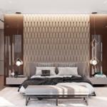 Элегантная спальня в ЖК Чикаго