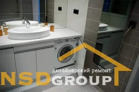 Как спрятать стиралку в ванной